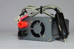 Инвертор, направленный ток новообращенного серии в переменный ток Стоковое Изображение RF