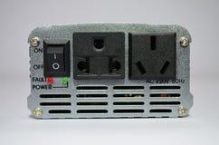 Инвертор, направленный ток новообращенного серии в переменный ток Стоковое фото RF