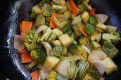 ингредиенты для подготовки рецепта suey отбивной котлеты стоковая фотография rf