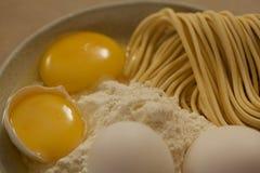 ингридиенты еды Стоковые Фото