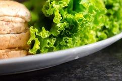 Ингридиенты сандвича Стоковое Изображение