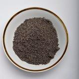 Ингридиент мака для печь стоковое изображение