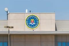 Индианаполис - около май 2018: Федеральное разделение i Индианаполиса бюро расследований стоковые изображения rf