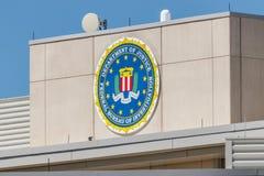 Индианаполис - около май 2018: Федеральное разделение II Индианаполиса бюро расследований стоковое изображение