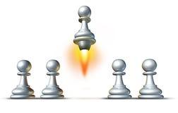 Индивидуальность и успех [ бесплатная иллюстрация