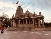 Индийская архитектура виска стоковое фото