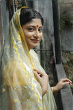 индийская женщина стоковое изображение rf