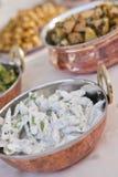 Индийская кухня Стоковые Фотографии RF