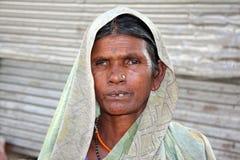 индийская плохая женщина стоковое фото