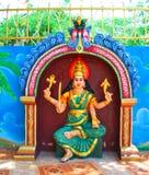 индийская статуя Стоковые Изображения