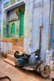 индийская улица стоковые изображения