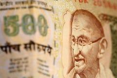 индийские деньги стоковое фото rf