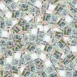 индийские рупии безшовной текстуры Стоковые Изображения
