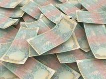 Индийские рупии стоковые изображения