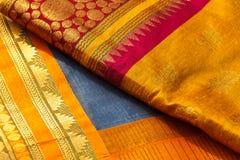 индийские сари Стоковое Фото