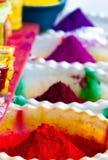 индийские специи плит Стоковое Изображение