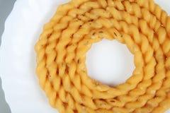Индийские традиционные закуски Murukku стоковое фото rf