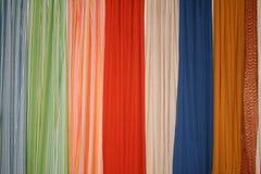 индийские sarees традиционные Стоковое Изображение RF