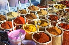 индийские spicies Стоковые Изображения