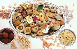 индийские sweetmeats Стоковое фото RF