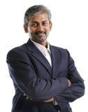 Индийский бизнесмен Стоковые Фото