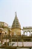 Индийский индусский висок Стоковое фото RF
