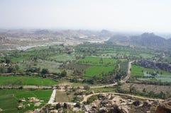 индийский ландшафт стоковое изображение