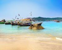 индийский океан myanmar Стоковые Фото
