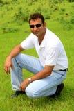 индийский плейбой стоковая фотография rf