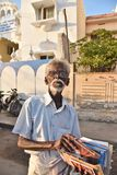 индийский портрет стоковые изображения rf