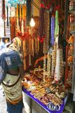 индийский рынок стоковая фотография rf
