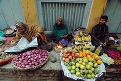 индийский рынок стоковые фото