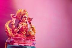 Индийский фестиваль Diwali, Laxmi Pooja стоковые изображения rf