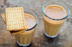 индийский чай стоковое фото rf