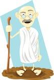 Индийское гуру бесплатная иллюстрация
