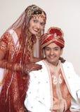 индийское замужество Стоковые Фото