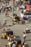 Индийское место улицы Стоковые Фотографии RF