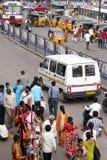 Индийское место улицы Стоковое Фото