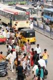 Индийское место улицы Стоковое Изображение
