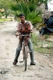 индийское село жизни Стоковые Изображения