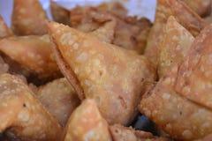индийское samosa Стоковая Фотография RF