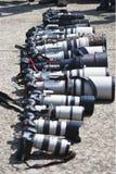 индикаторное оборудование Стоковое фото RF