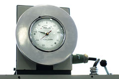 Индикатор давления Стоковое фото RF