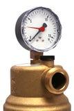 Индикатор давления стоковое изображение rf