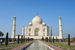 Индия tajmahal Стоковое Изображение