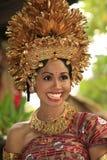 индонеец невесты Стоковое фото RF