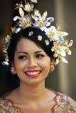 индонеец невесты Стоковые Изображения
