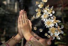 индонеец невесты Стоковые Изображения RF