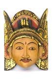 индонезийская маска деревянная Стоковые Изображения RF