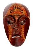 индонезийская маска деревянная Стоковые Фотографии RF